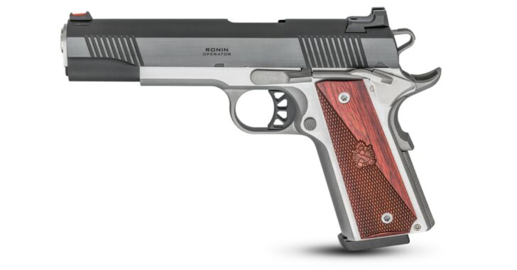 Springfield Armory Ronin Operator Full-Size Pistol