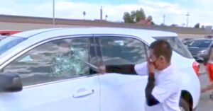 Rioters Attack Vehicles After Blocking Highway Traffic: Would Lethal Self-Defense Be Justified?