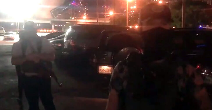 Armed Militia Reportedly Going To Dallas As Police Lose Control Over City