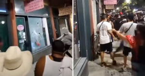 [VIDEO] Looters Shot In San Antonio During Riot