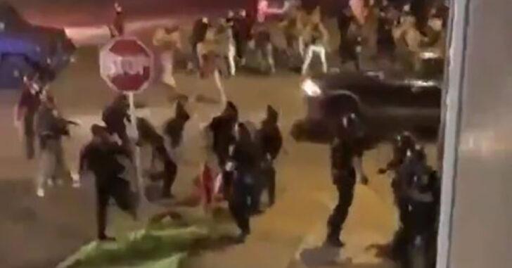 BREAKING: SUV Runs Over Police Officers In Buffalo NY