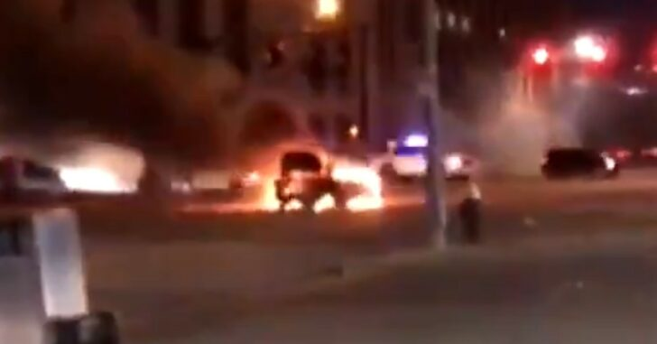 Dramatic Video Shows St. Louis Police Taking Fire From Unknown Suspect(s)