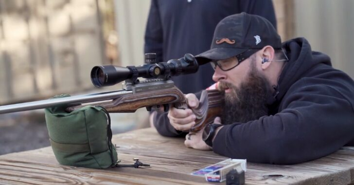 [WATCH] Volquartsen Firearms Range Sessions featuring Bert Sorin