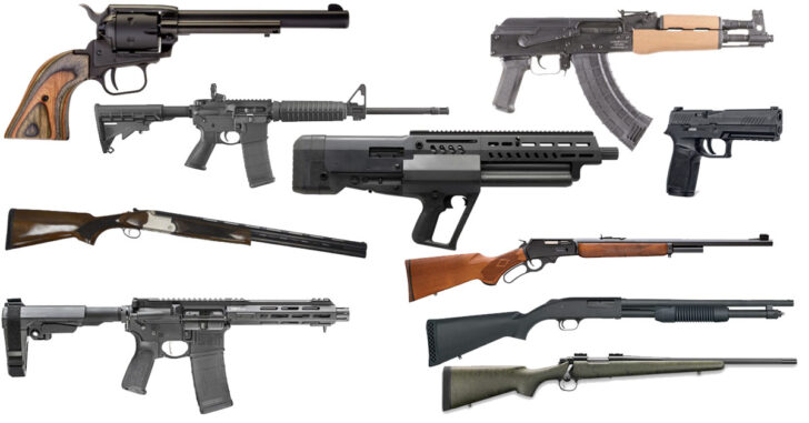 110 Of The Best Selling Guns During The Pandemic And Riot Times Of This Country
