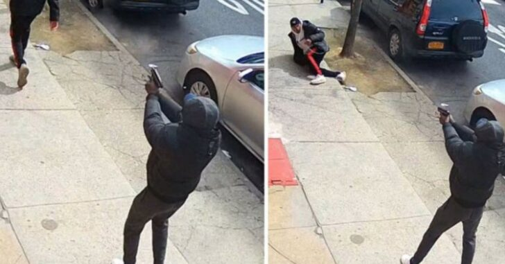 Attempted Murderer Released Without Bail In NY, Goes On To Shoot 3 More People