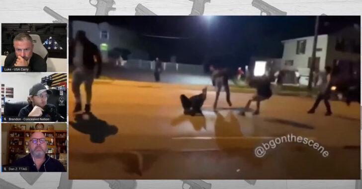 [VIDEO] In-Depth Video Analysis Of Kenosha, WI Shootings Involving Kyle Rittenhouse