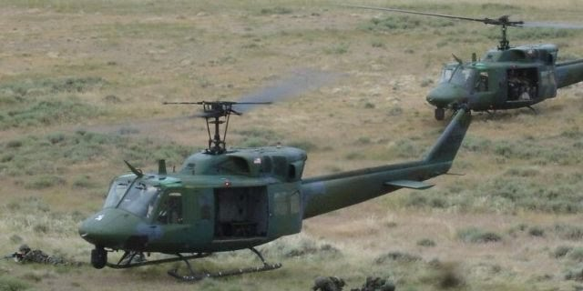 BREAKING: Air Force Helicopter Shot At While Flying Over Virginia, Crew Member Injured