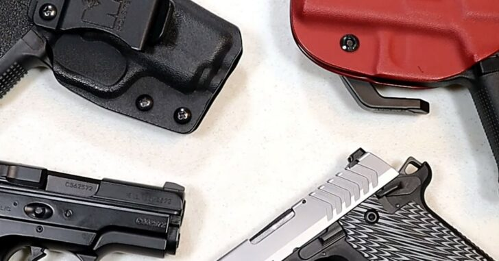 "BEGINNERS: Concealed Carry ""MUST HAVES"" – VIDEO"