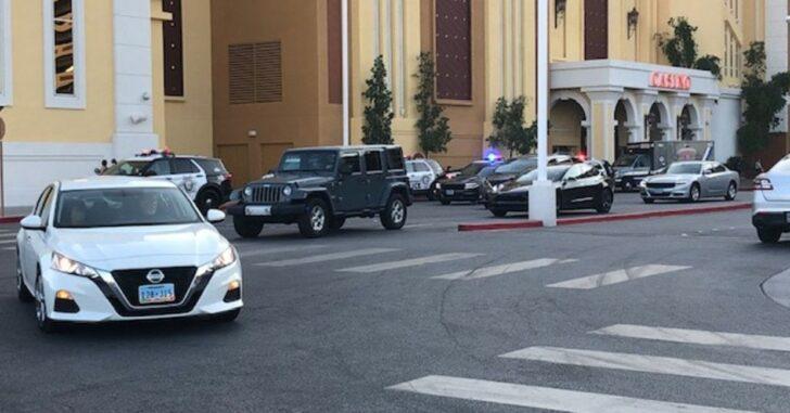 Man Shot And Killed At Las Vegas Casino After Pointing Gun At People And Firing Into Air