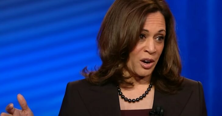 Kamala Harris Says She Would Give Congress 100 Days To Pass Comprehensive Gun Control Before Signing Executive Order