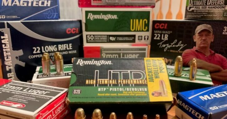 County Holding Ammo Collection Event, And All I'm Thinking Is Early Halloween For Gun Owners