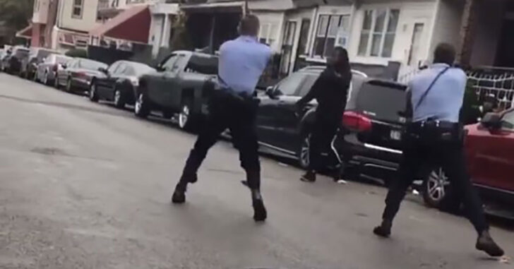 Cell Phone Video Shows Police Shooting Of Black Man Armed With Knife, Sparks Violence In Philly, 30 Officers Injured