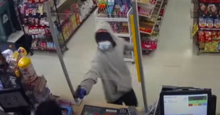 Armed Confrontation Inside Convenience Store Ends With Clerk Shot As He Fights Back