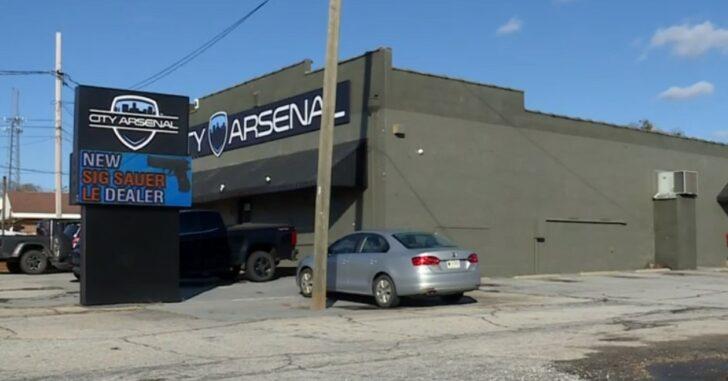 """Two Men Injured in """"Accidental"""" Shooting Inside Gun Store"""
