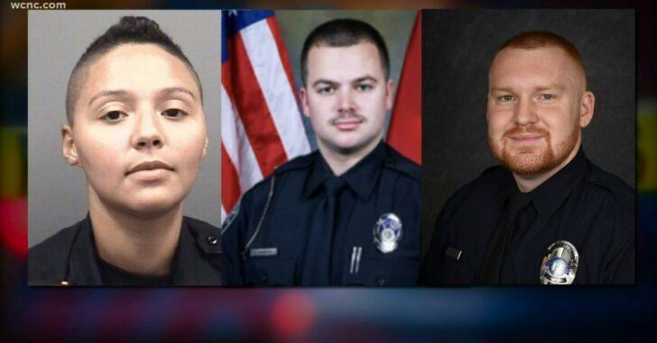 Charlotte Metro Communities Rocked as Three Law Enforcement Officers Die in 9 Day Period