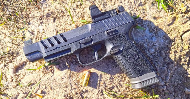 NEW: The FN 509 LS EDGE™ Is A Supercar Of Handguns