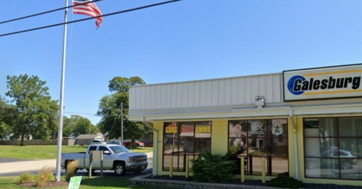 Attempted Gun Store Robbery Goes Poorly For Robbers
