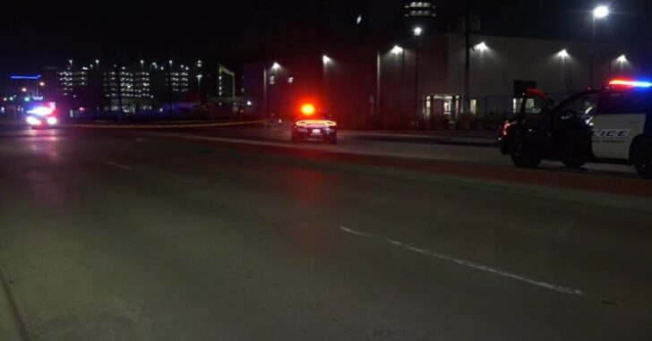 Victim Shot During Robbery Manages to Shoot Fleeing Suspect, Saving His Life