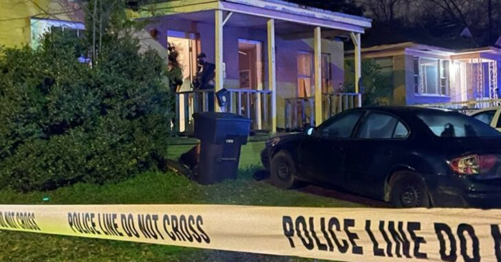 Home Intruder Who Opened Fire Is Shot Dead By Occupant