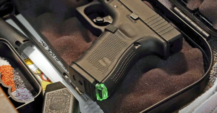 New Aftermarket Smart Gun System For GLOCK 19 Is Another Entry Into The 'Smart Gun' Category