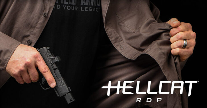 Introducing The NEW Springfield Armory Hellcat RDP, Complete With New HEX Red Dot And Self-Indexing Compensator