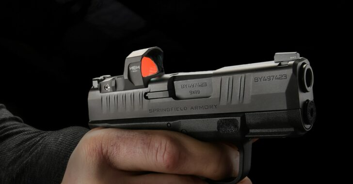 Springfield Armory Introduces Their Own Optics Line Called HEX