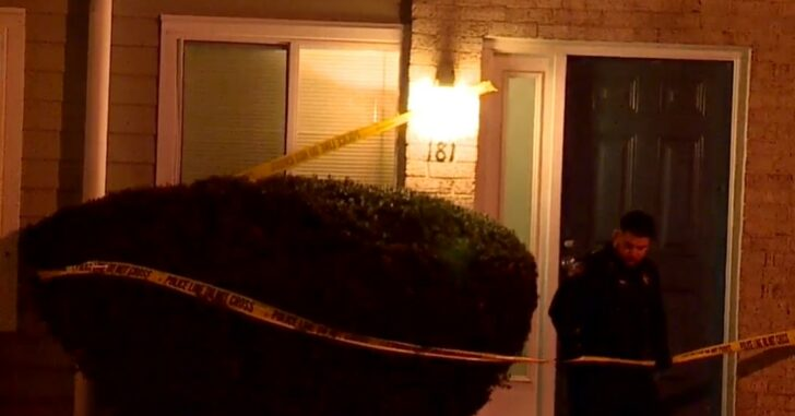 Man Shot By Girlfriend After Forcing His Way Into Apartment, Threatening Her And Small Child With Gun