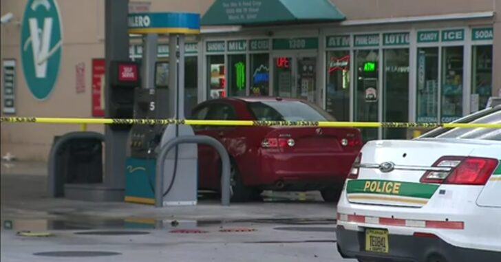 Woman, Carrying Concealed, Shoots Suspect During Attempted Robbery at Gas Station