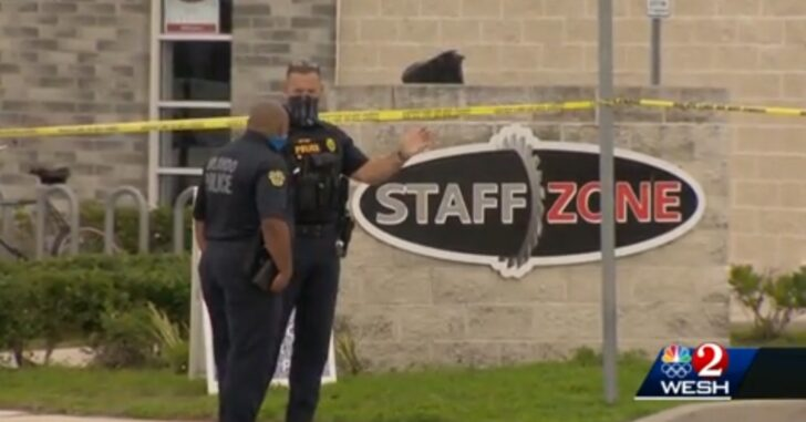 Machete-Wielding Man Shot By Armed Citizen During Attack