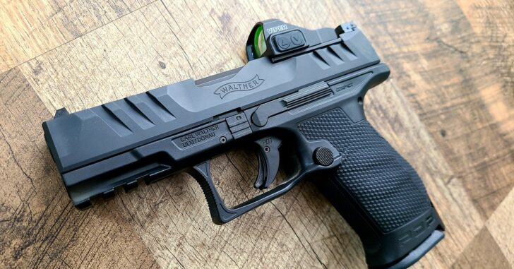 [FIREARM REVIEW] NEW Walther PDP (Performance Duty Pistol) 9mm