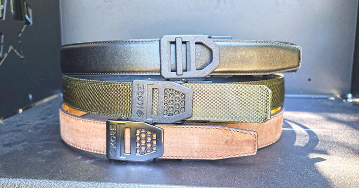 [BELT REVIEW] KORE Essentials EDC Belts Have You Covered, And Looking Good