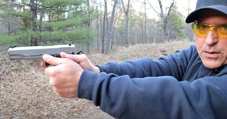 Just A Bad Day At The Range. Ever Have One Of These?