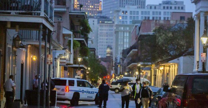 Home Invader Shot And Killed In Crime-Surging New Orleans
