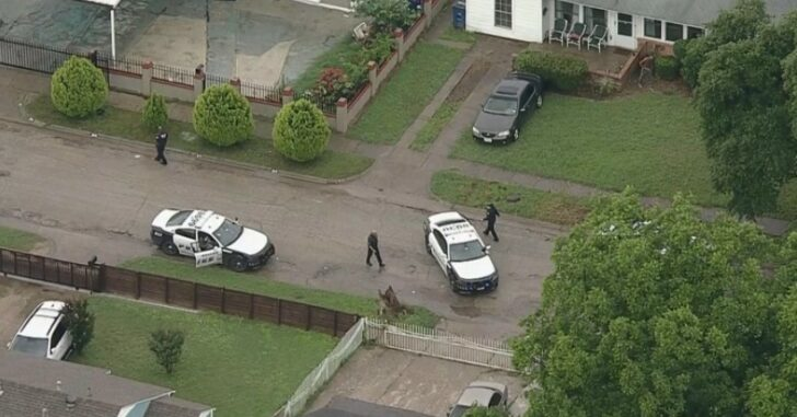 Burglary Suspect Shoots At Neighbor While Fleeing Scene And (Briefly) Lives To Regret It