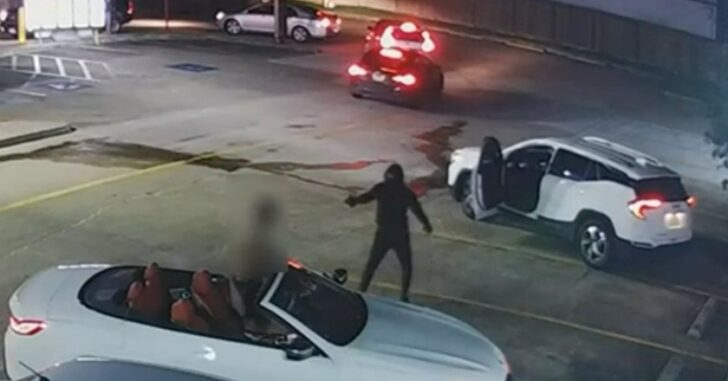 WATCH: Armed Citizen Shot 7 Times During Robbery While Trying To Retrieve His Own Gun
