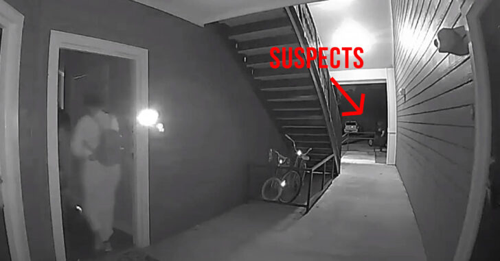 Think You Have Time? Watch How Quickly These Armed Suspects Advance On Victims.