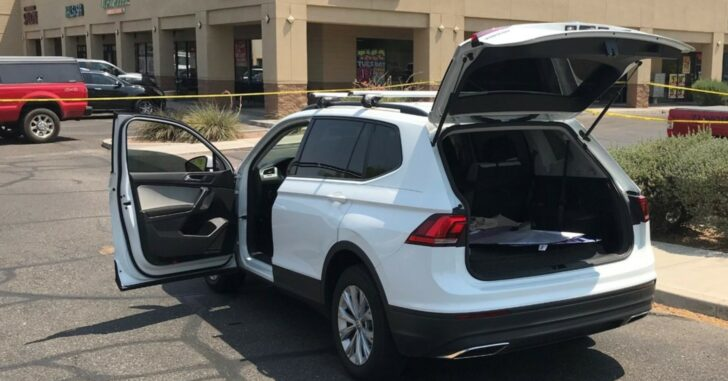 Drive-By Shooting Spree In Arizona Leaves 1 Dead, 12 Injured