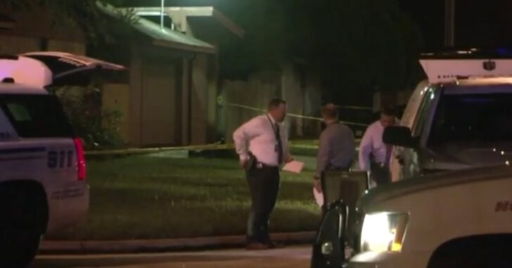 Homeowner Confronts Intruder Inside His Home, Fatally Shoots Him In Self-Defense