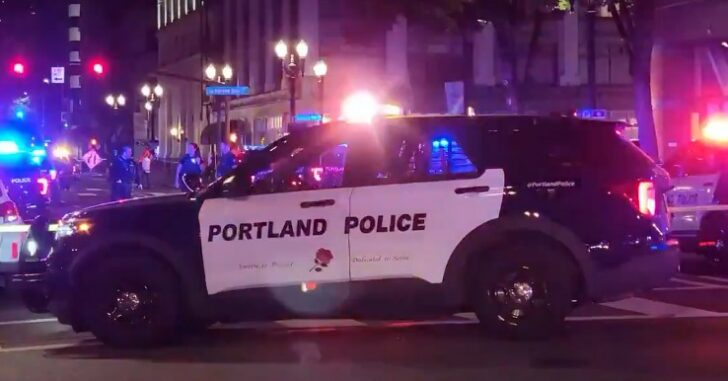 7 Shot, 1 Dead In Downtown Portland Shooting Early Saturday Morning