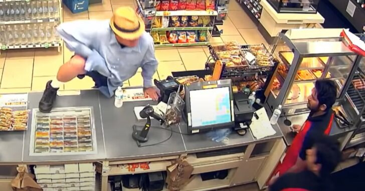 Robber Says He Has A Gun, Really Has A Slim Jim, Still Successful With Robbery