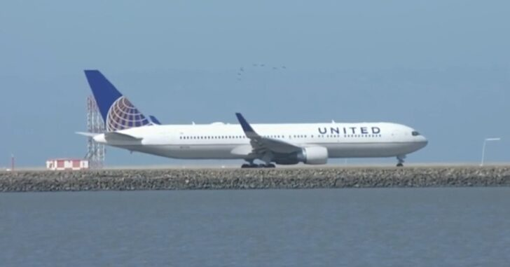 United Airlines Flight Evacuated After Teen Reportedly Airdropped Photo Of Airsoft Gun To Passengers