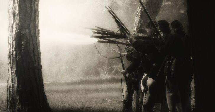 Are Americans Preparing For Civil War II?