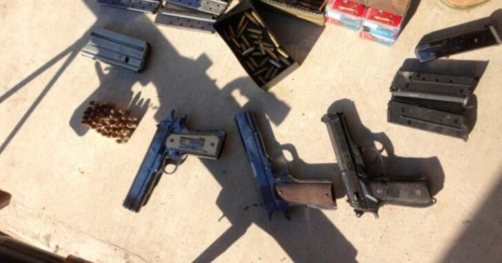 Mexico Suing US Gun Manufacturers Over Arms Crossing The Border