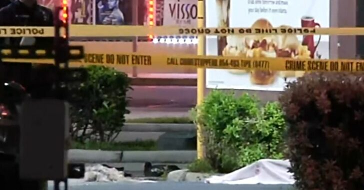 3 Shot Dead At Wendy's Drive-Thru North Of Miami, Suspected Argument Led To Gunfire