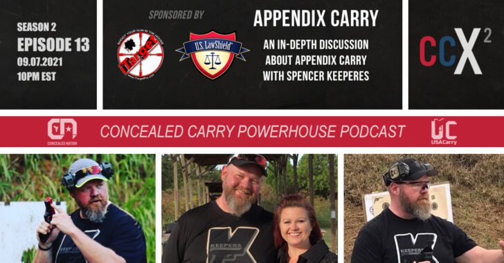 CCX2 S02E13: Appendix Carry In-Depth Discussion with Spencer Keepers