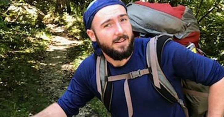 Brian Laundrie Lookalike Held At Gunpoint By Feds On Appalachian Trail