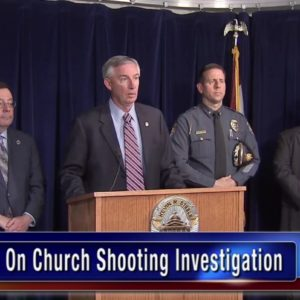 Update On PA Church Shooting: Concealed Carrier Charged, Brandished Firearm And CCW 'Badge'