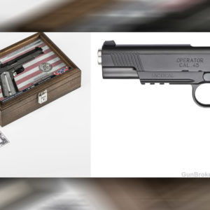 Springfield Armory® Releases Limited Edition Chris Kyle 1911 Legend Series TRP™ Pistol