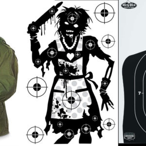 Choosing The Right Target For Concealed Carry Practice