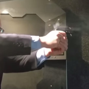 [VIDEO] Why This Guy Wears A Suit Coat To The Range